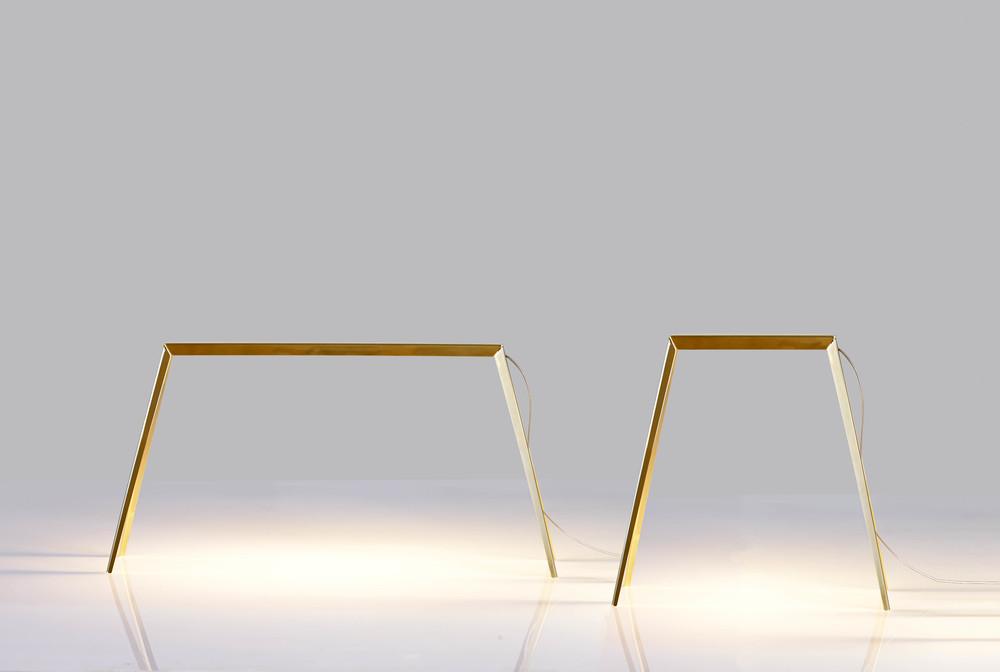 Bridge Table Lamps by Francesco Meda