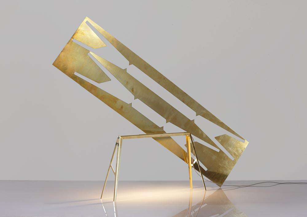 Bridge Table Lamp by Francesco Meda