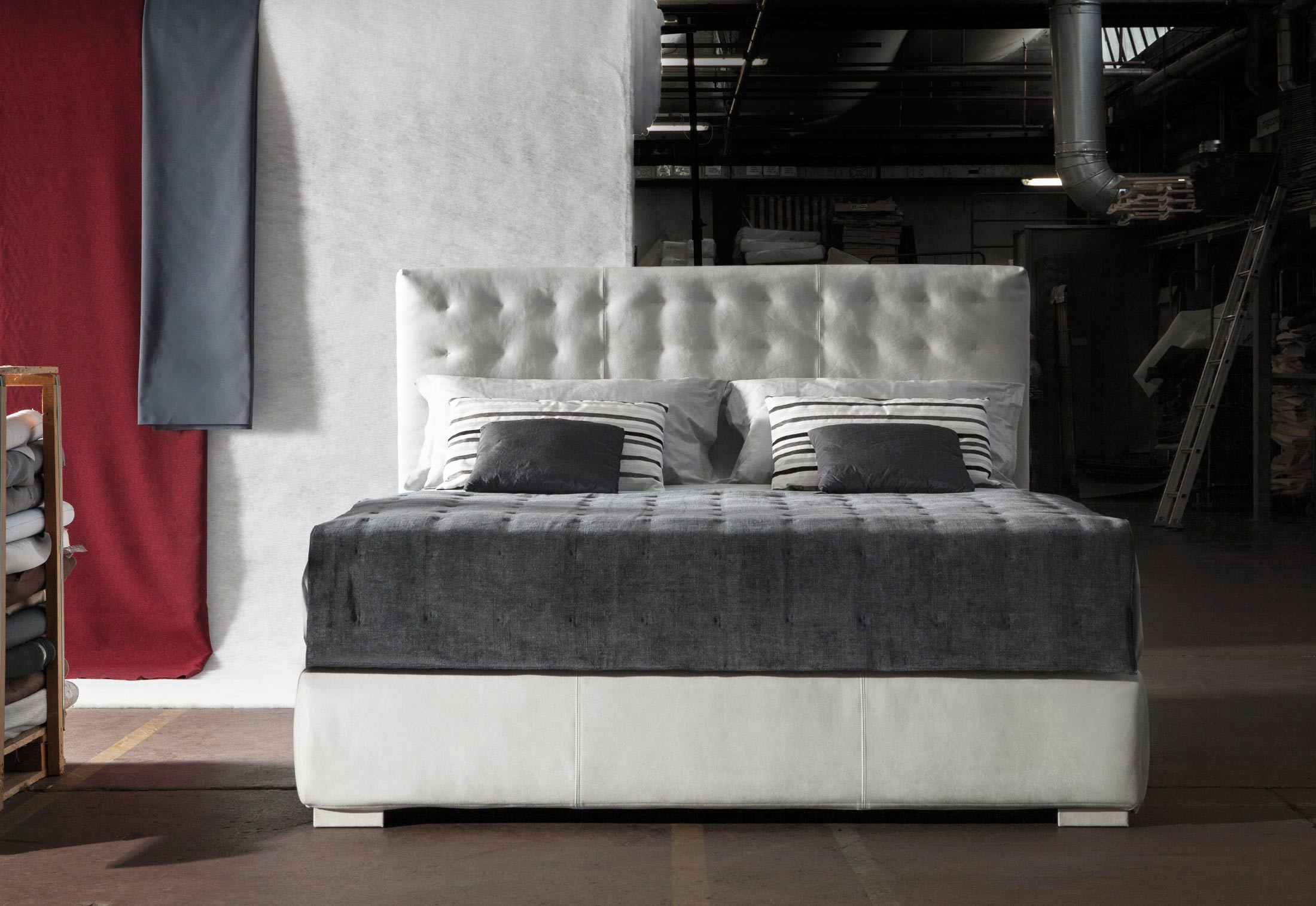 Fiji Bed by Milano Bedding