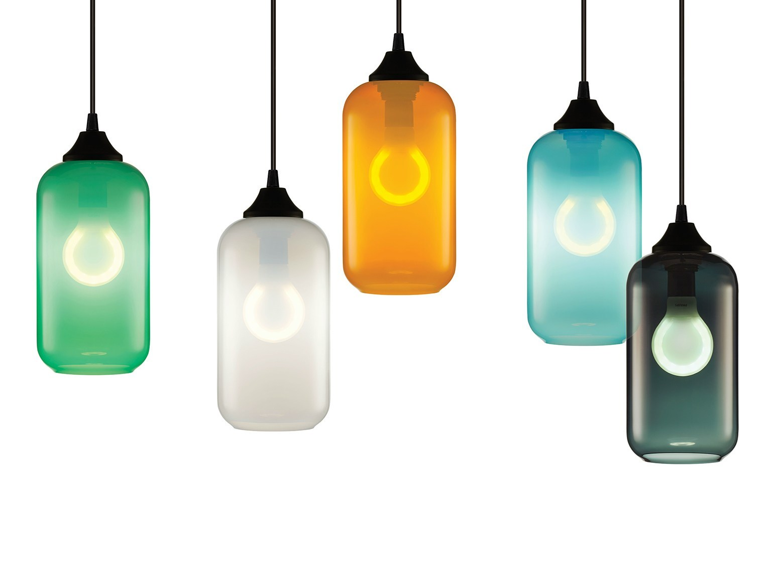 Helio Lamps by Niche Modern