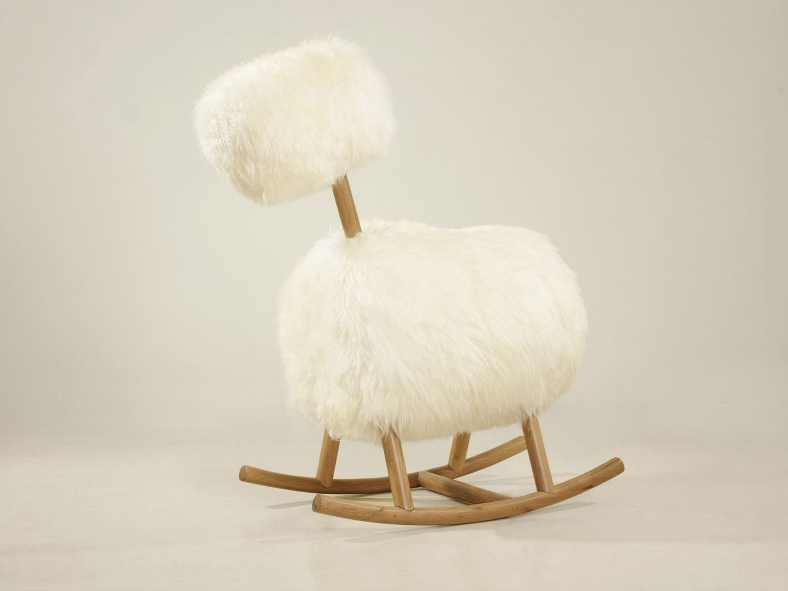Hi Ho Rocking Chair by Jarrod Lim for Innermost