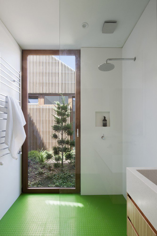 House in House in Fitzroy North, Australia by Steffen Welsch Architects