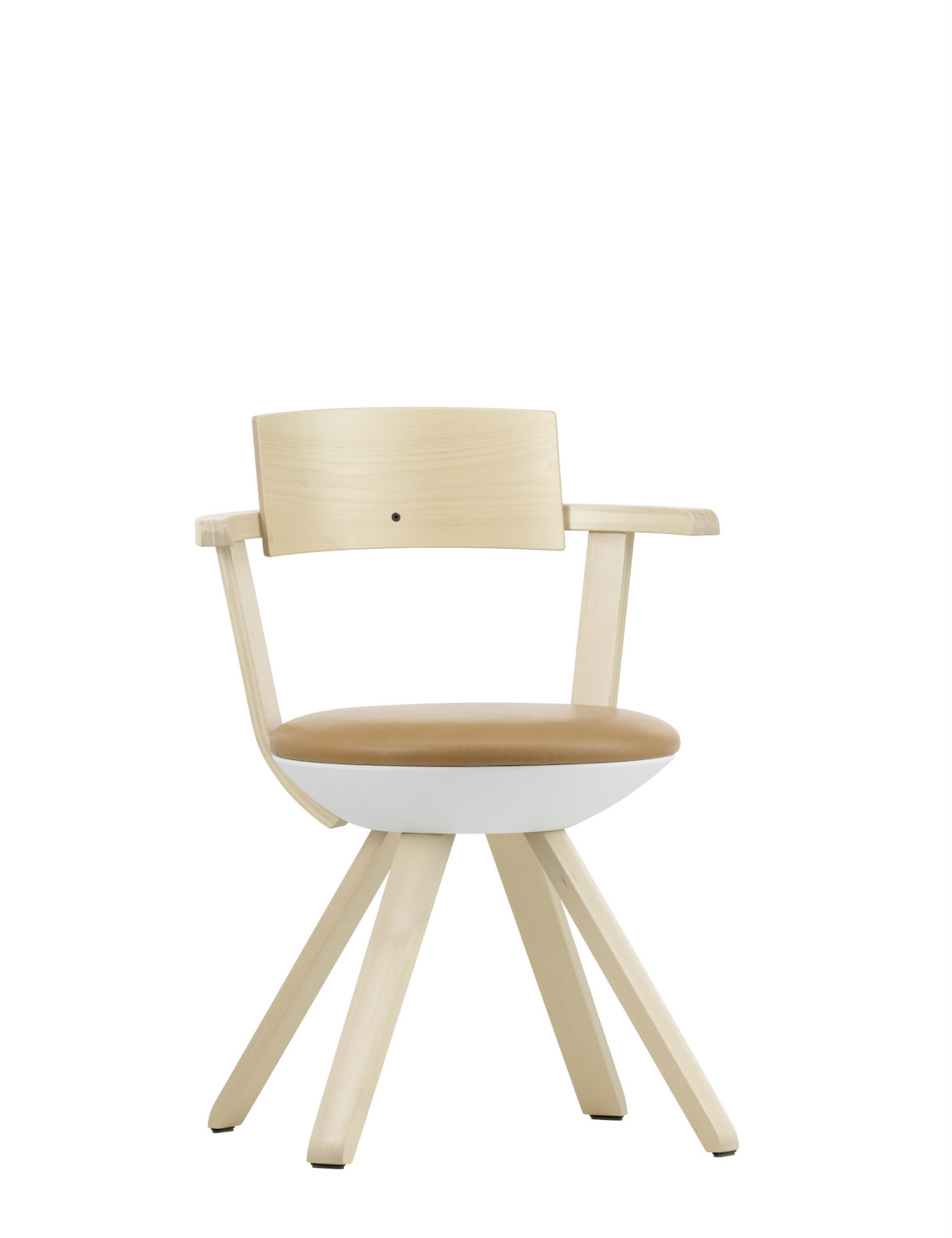Rival Dining Chair by Konstantin Grcic for Artek