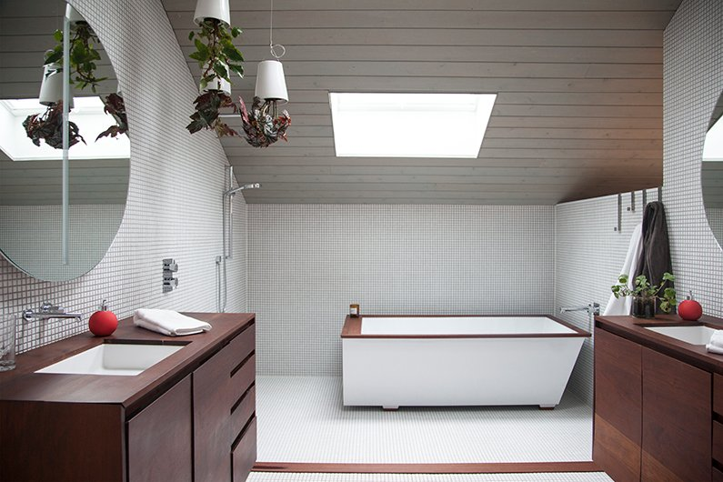 The Showhouse in Kansas City, Missouri by Hufft Projects
