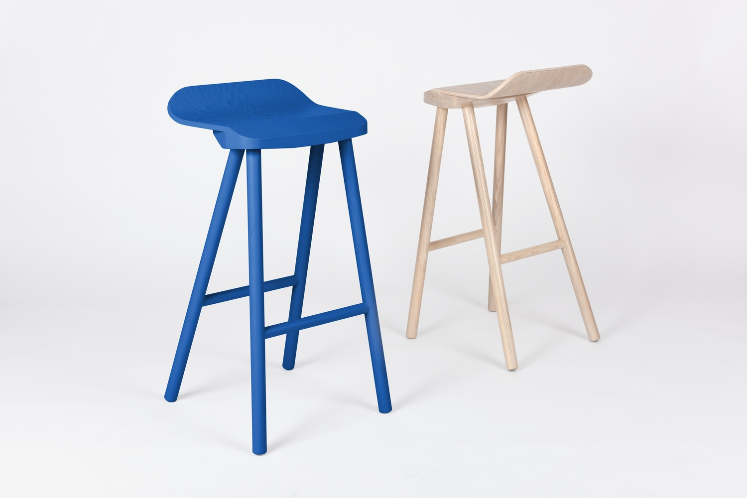 SPRING Stools by Andrew Cheng