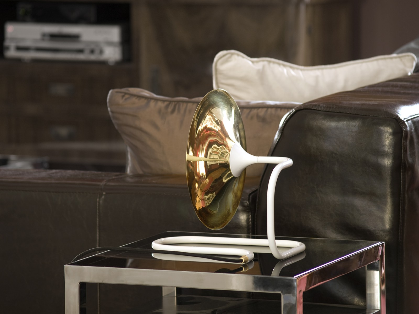 Turbaya Table Lamp by Intueri Light