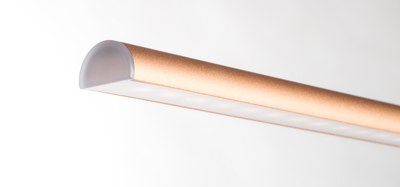 Yary Table Lamp by Valentina Del Ciotto & Simone Spalvieri for Lexon