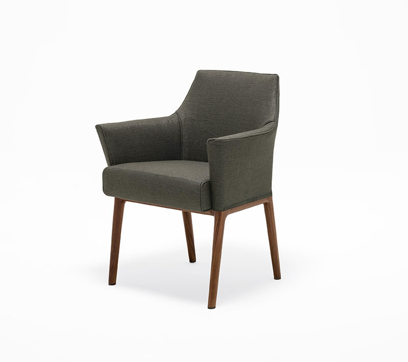 Alina Armchair by Antonello Mosca for Giorgetti