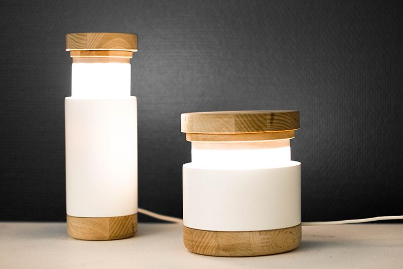Abre Lamps by Carlos Jiménez Studio