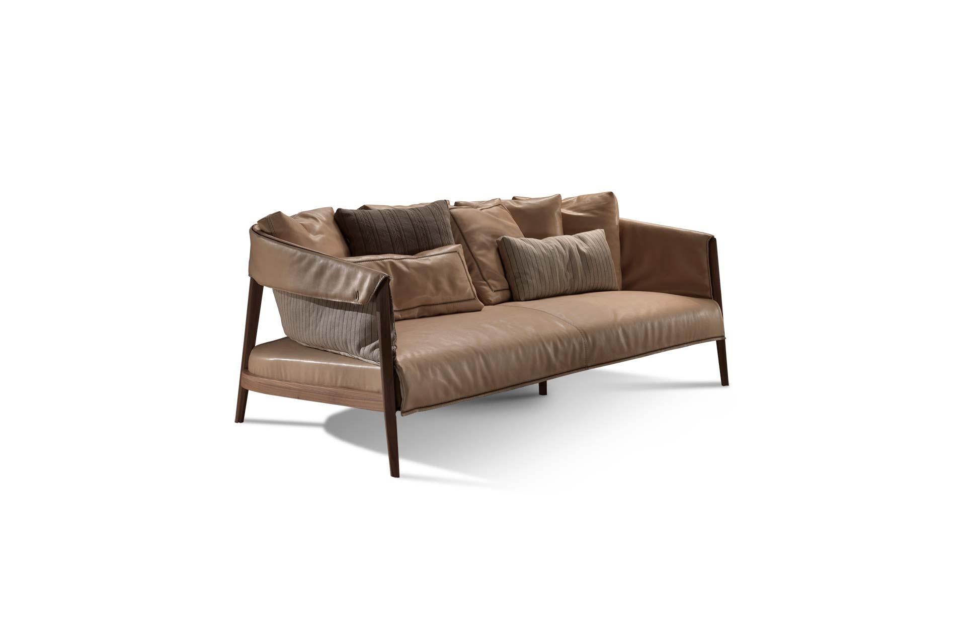 BURTON Sofa by Frigerio