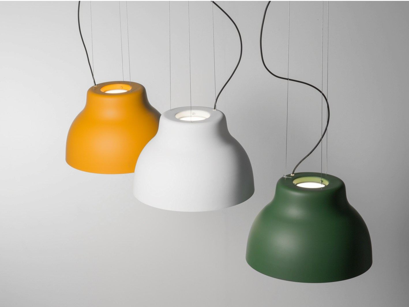 Cicala Pendant Lamps by Emiliana Martinelli for Martinelli Luce