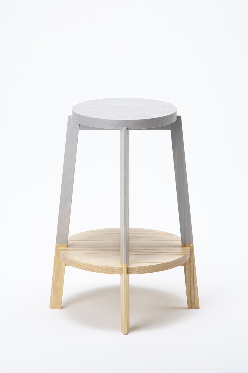 Dear K Stool by Naoya Matsumoto Design