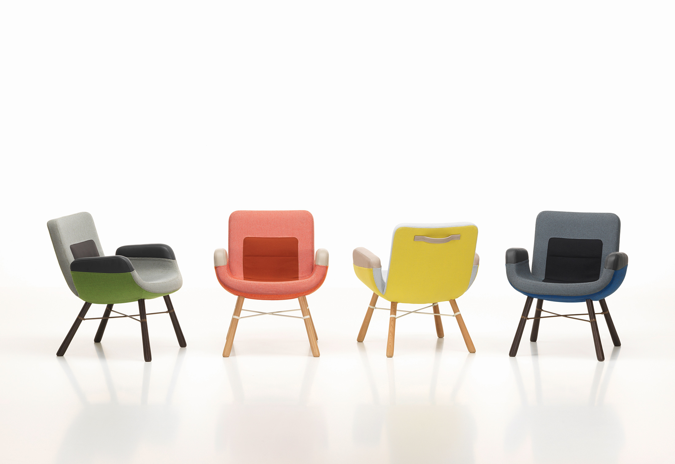 East River Chair By Hella Jongerius For Vitra Sohomod Blog