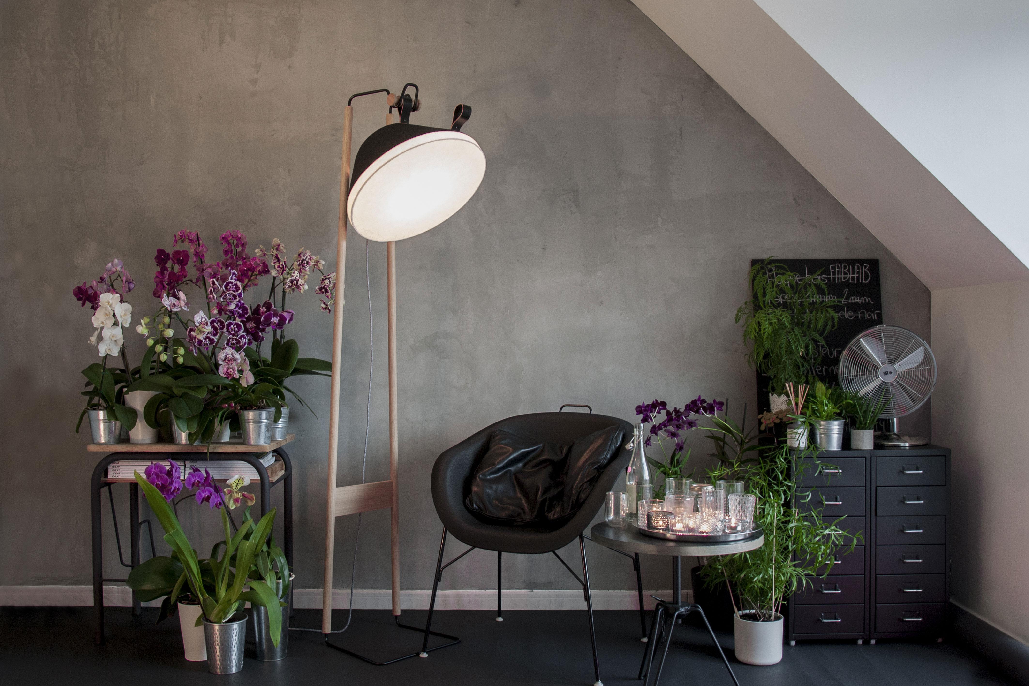 FARO Floor Lamp by kngb creation