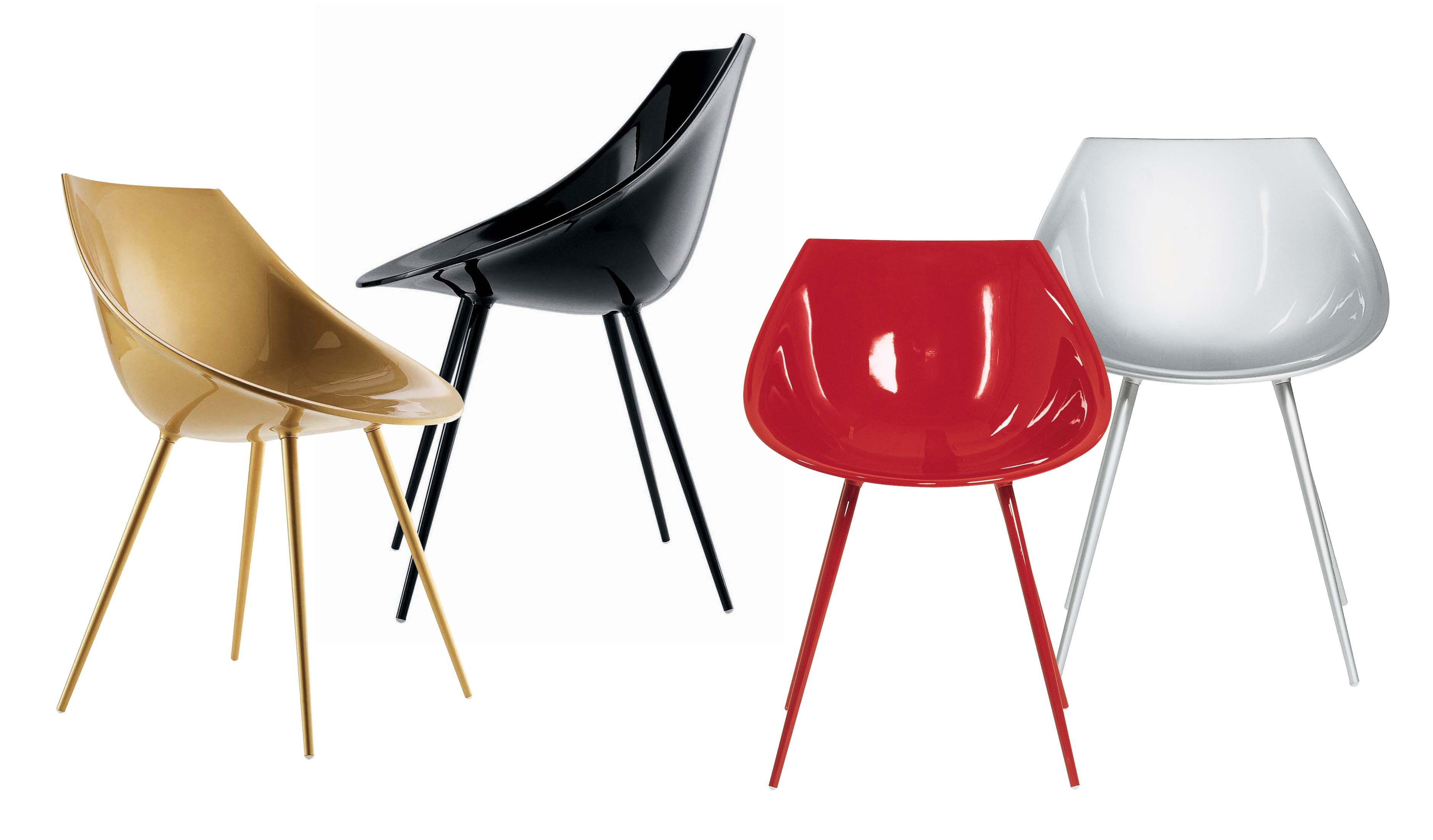 Lag Dining Chair By Philippe Starck For Driade Sohomod Blog