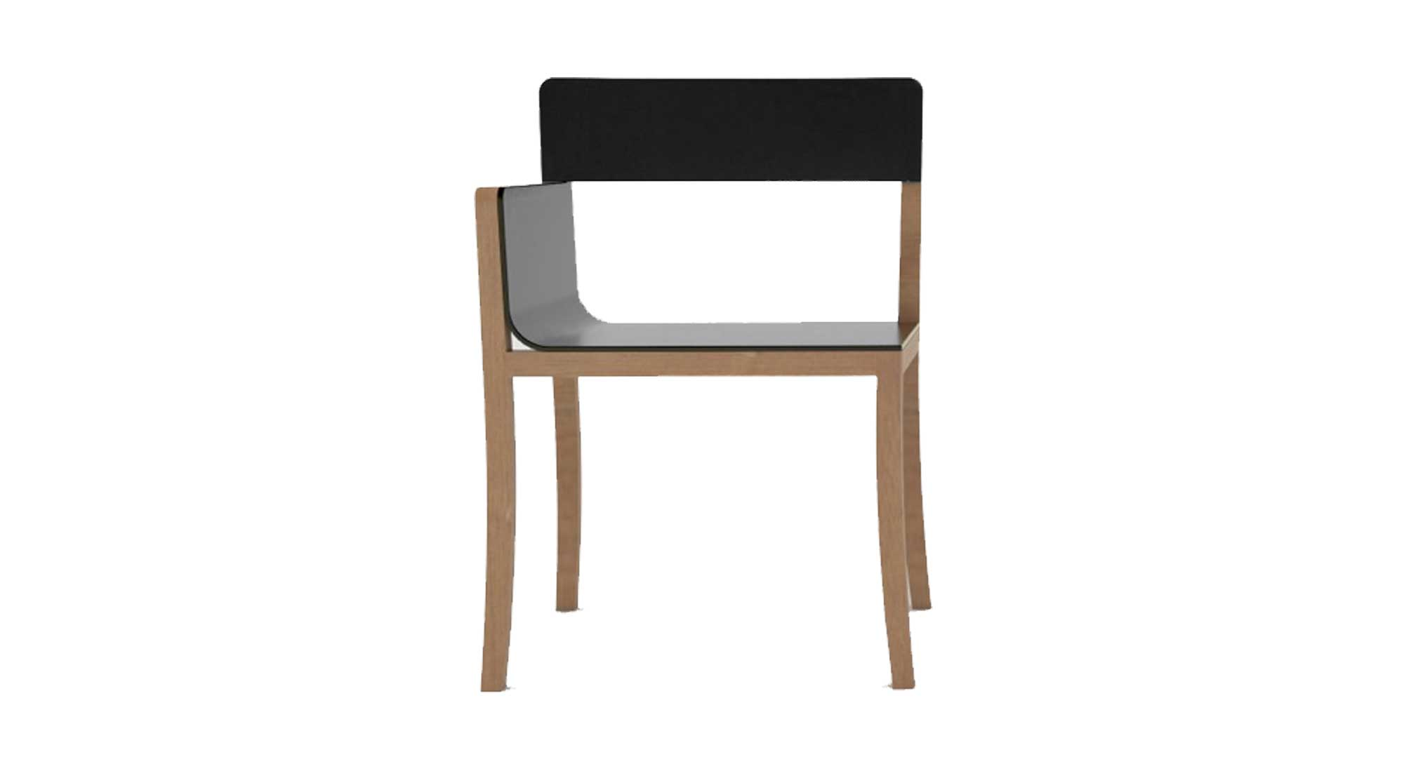 li-lith Chair by Gregor Eichinger for rosconi
