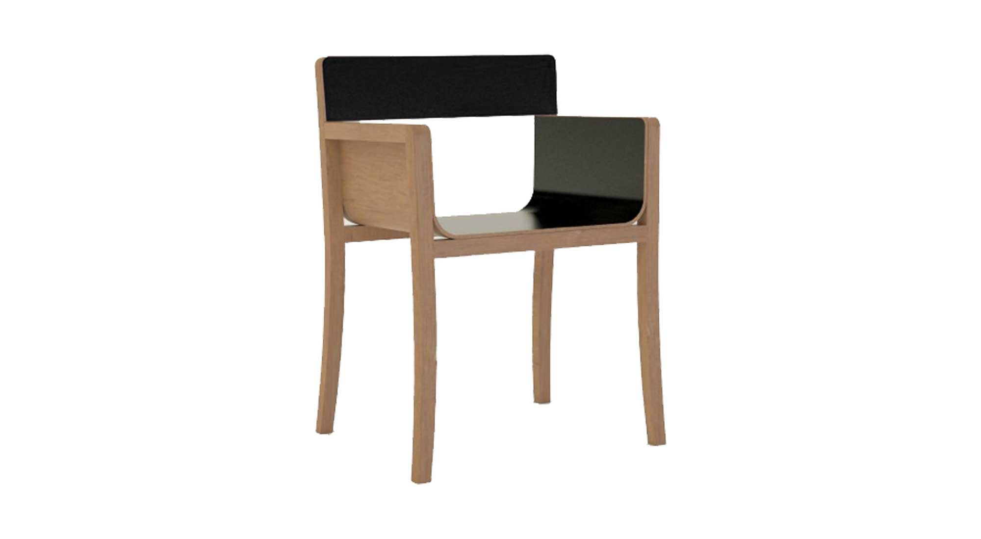 li-lith Chair by Gregor Eichinger for rosconili-lith Chair by Gregor Eichinger for rosconi