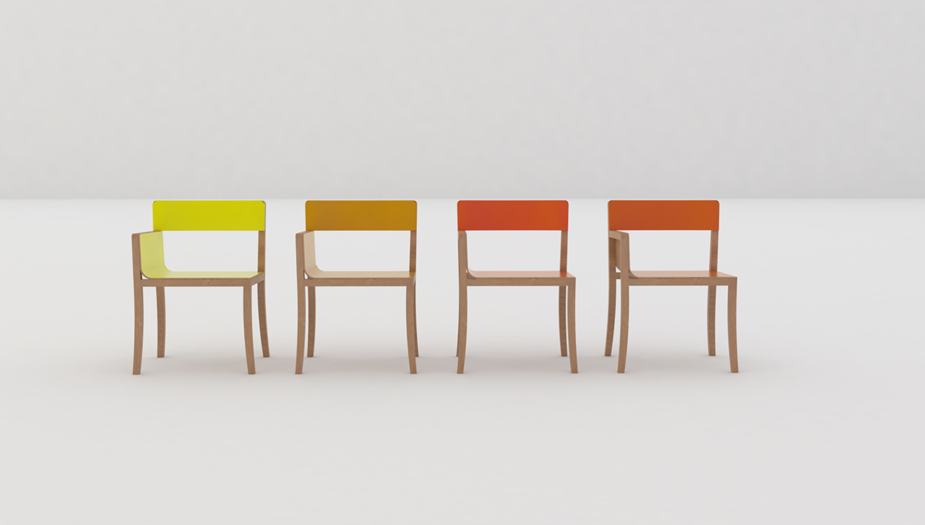 li-lith Chairs by Gregor Eichinger for rosconi