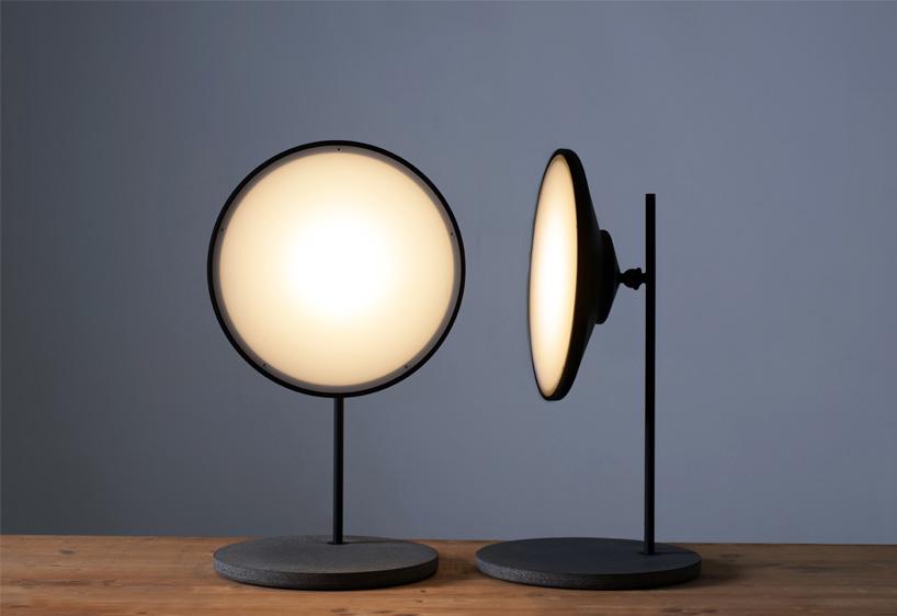 1Moon Table Lamps by Nir Meiri Design