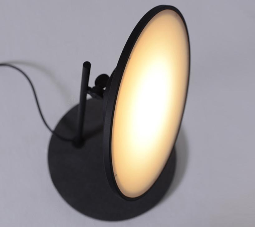 The Moons Lamp by Nir Meiri Design