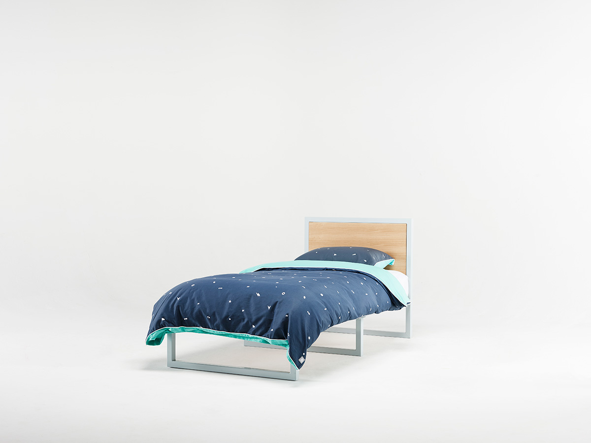 Oliver Bed by Jo Harris for Hunting for George