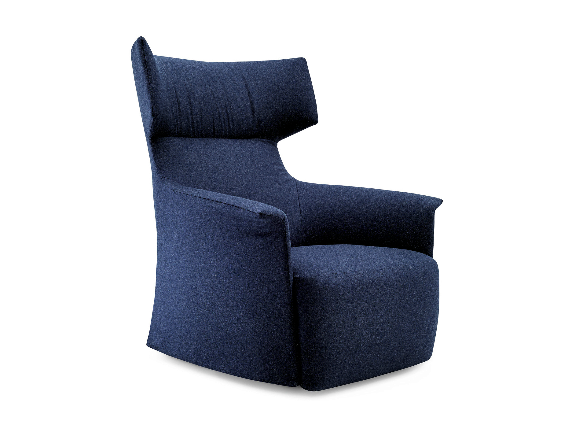Santa Monica Wingchair by Jean-Marie Massaud for Poliform