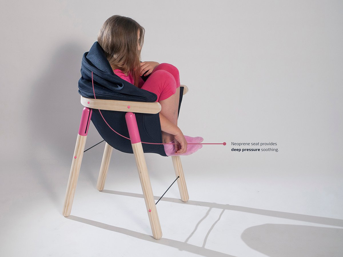 The Soothing Chair by Dorja Benussi  Sohomod Blog