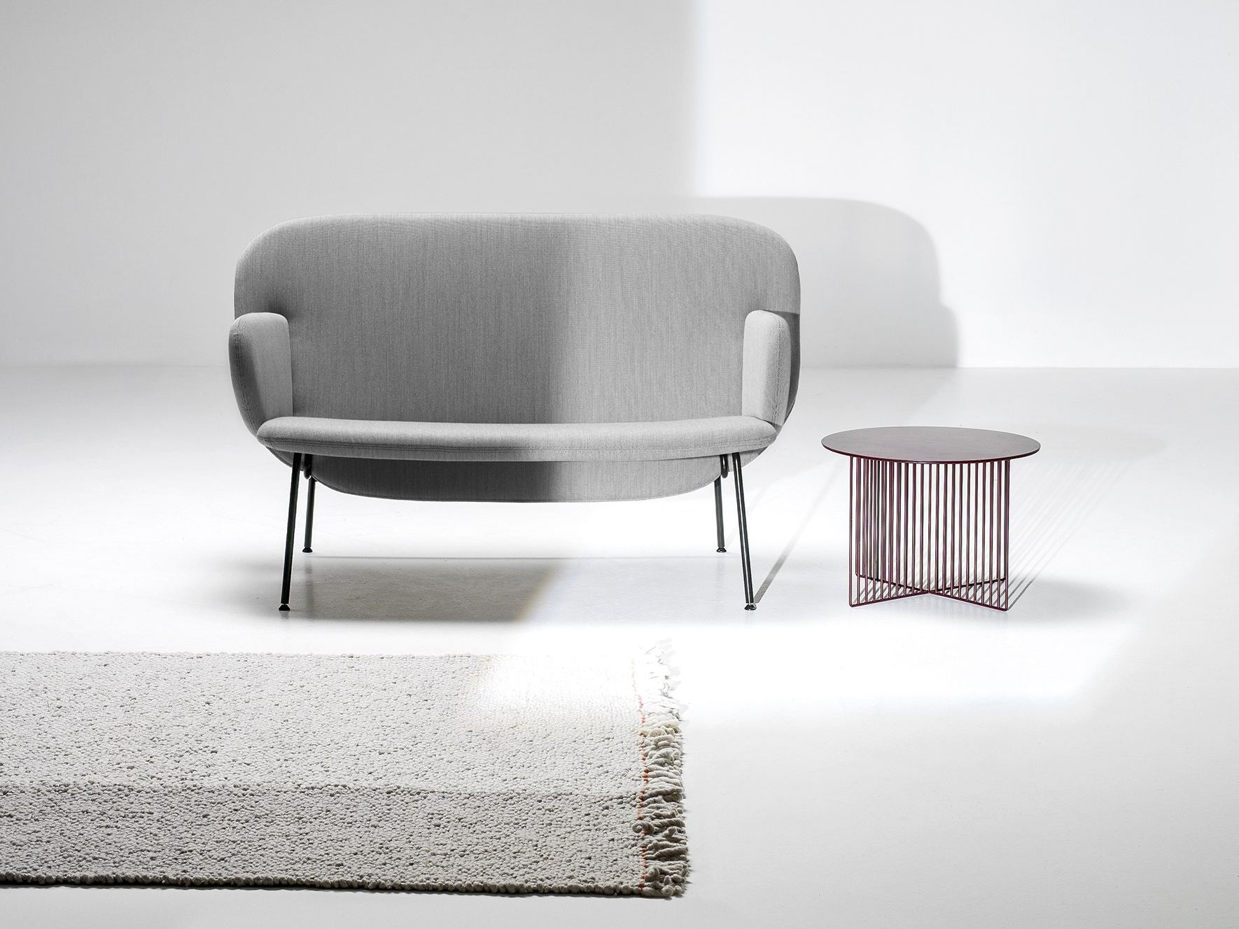 Ala Sofa by Sebastian Herkner for La Cividina