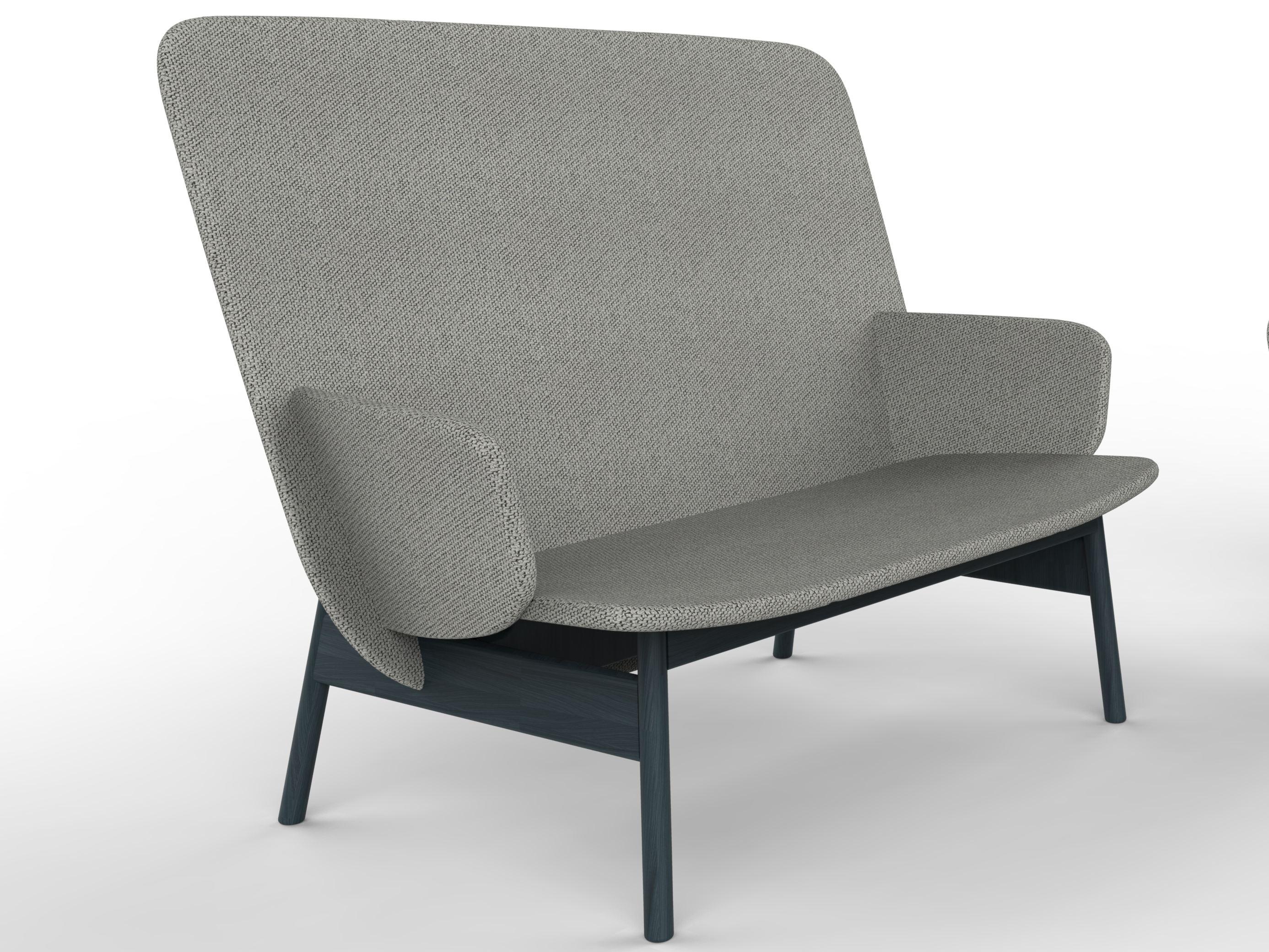 Ala Sofa by Sebastian Herkner for La Cividina