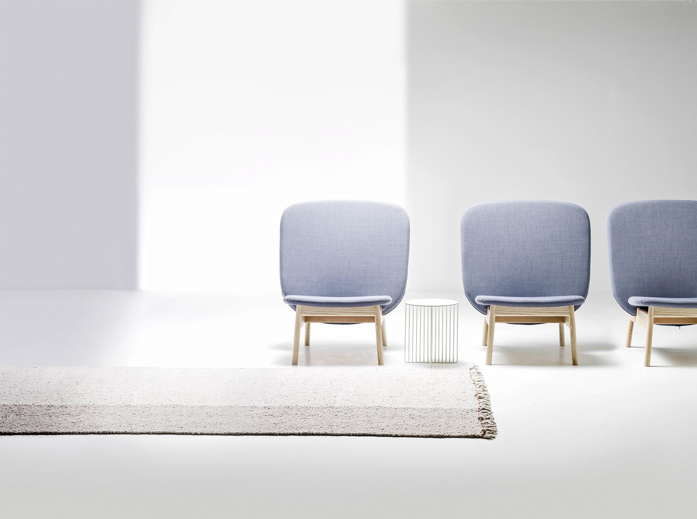 Ala Easy Chairs by Sebastian Herkner for La Cividina