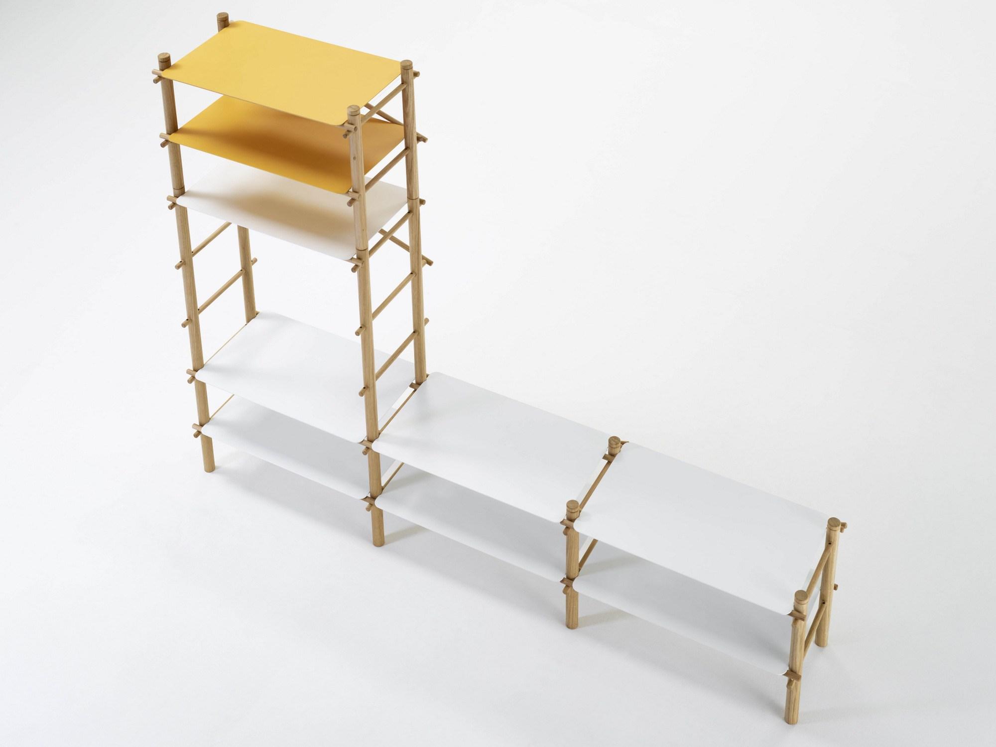 Andamio Shelf By Florian Gross U0026 Kike Macías For ...