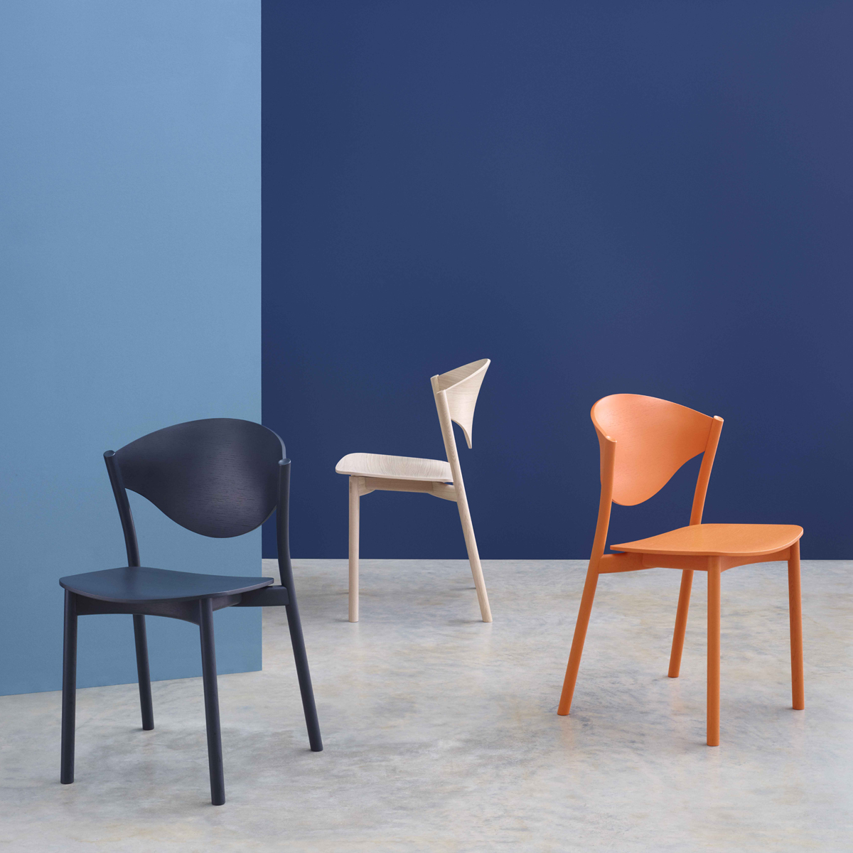 March Dining Chairs by SmithMatthias for Modus