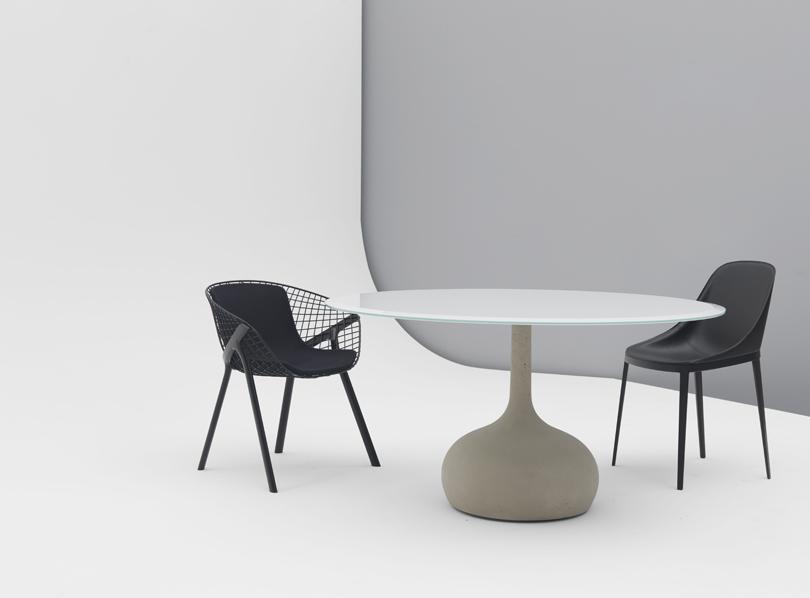 Saen Dining Table by Gabriele & Oscar Buratti for Alias