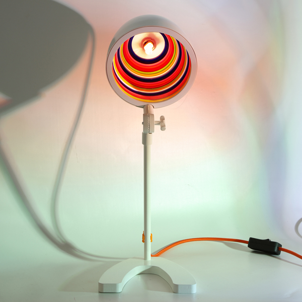 Sergeant Pepper Table Lamp by Mike Treanor for Mullan Lighting