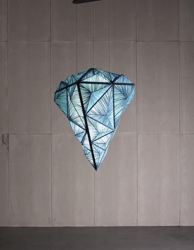 Zooid Pendant Lamp by Aqua Creations