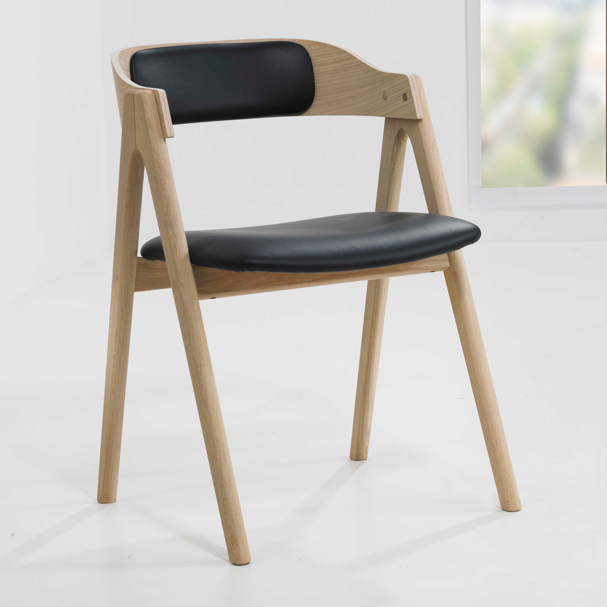 Mette Dining Chair by Carsten Buhl for Findahls Møbelfabrik