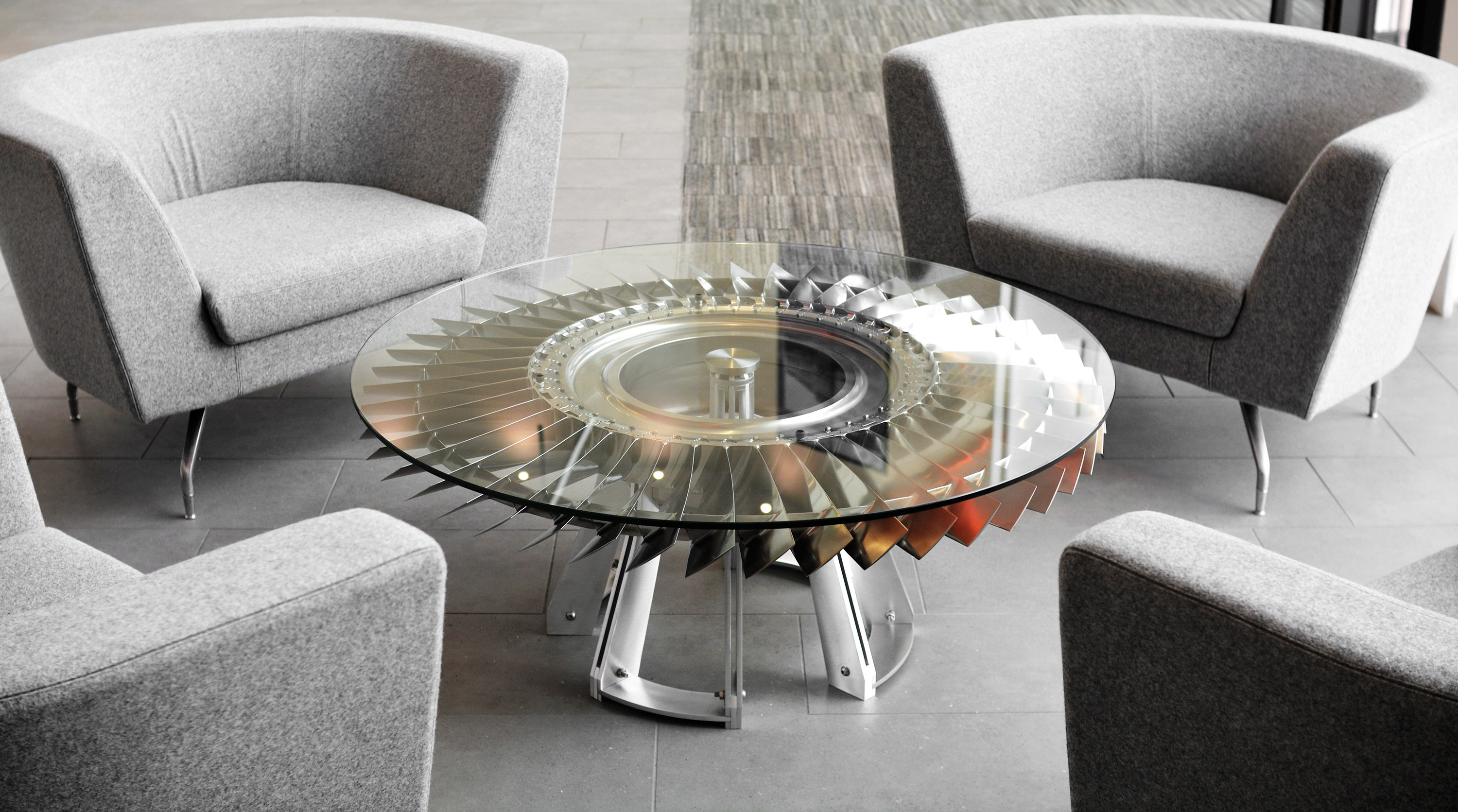 Pegasus Coffee Table by OS31