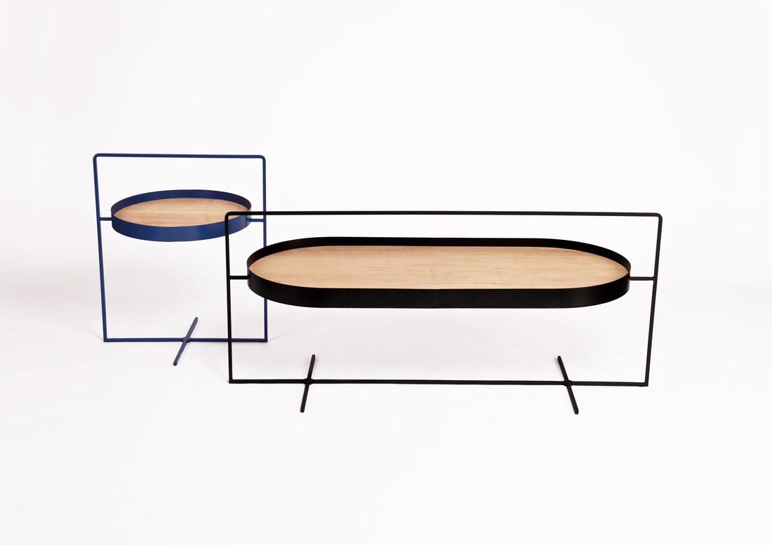Basket Coffee Tables By Mario Tsai For Zz Design Sohomod Blog