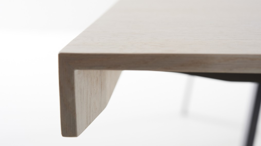 Tin Table by Bernhard Müller for more