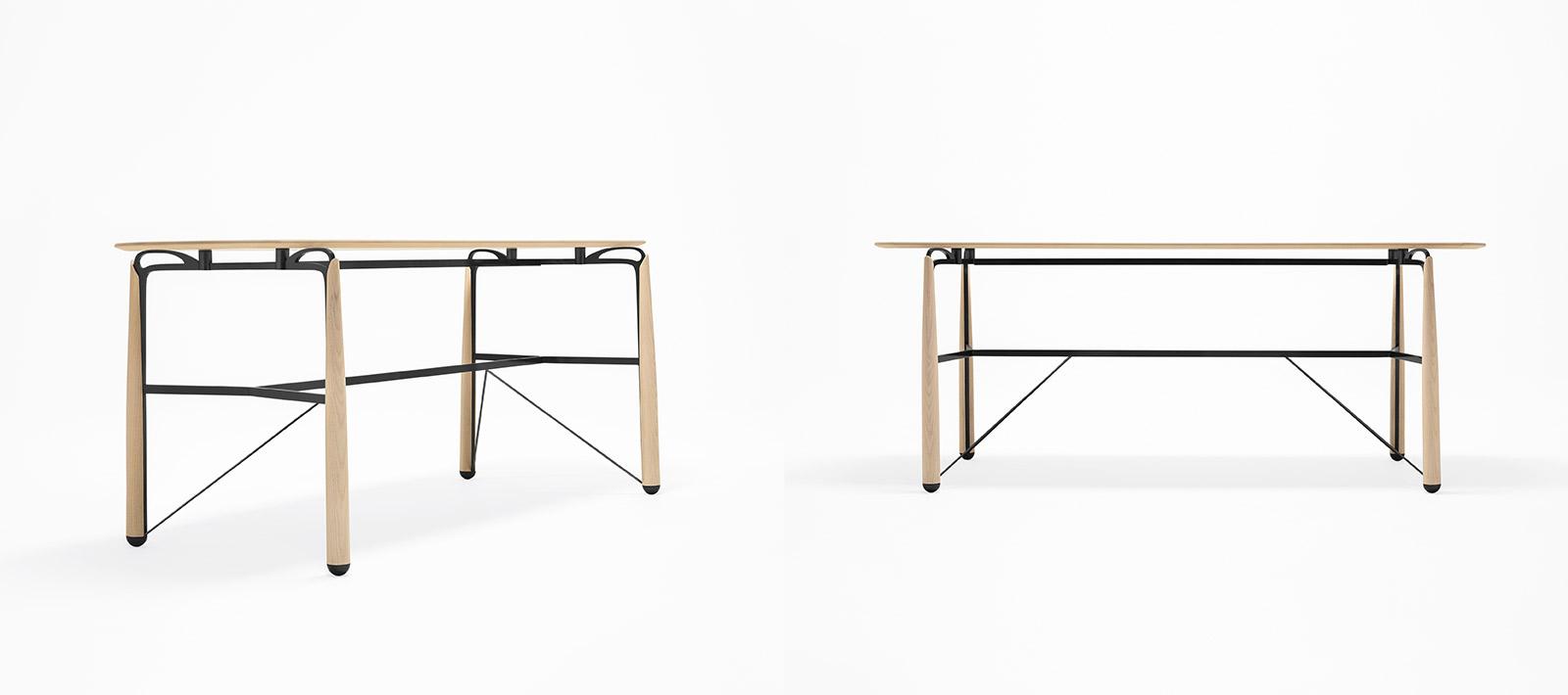 Deck Collection by Rossella Pugliatti for Giorgetti
