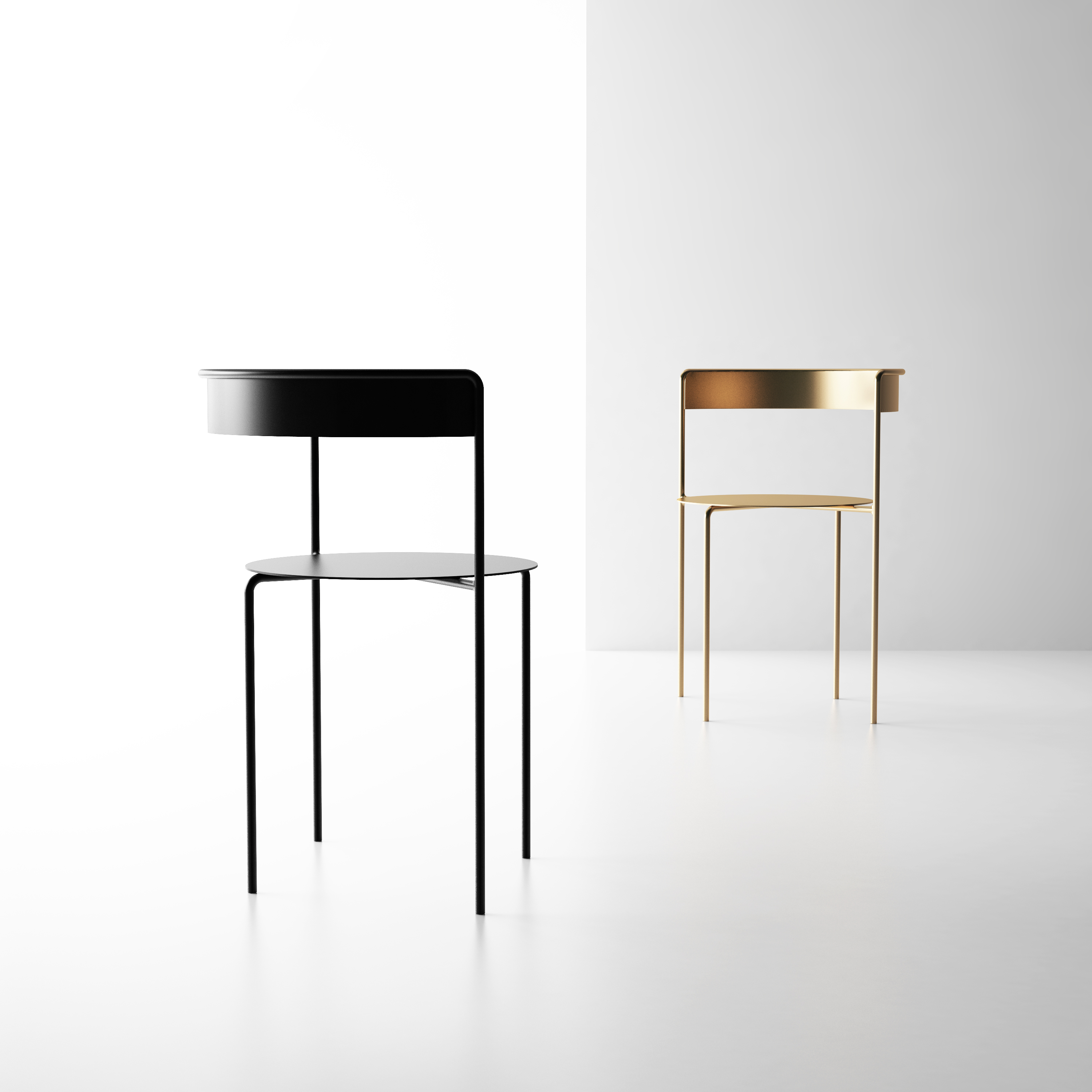Avoa chair by pedro paulo venzon sohomod blog for Metal chair design