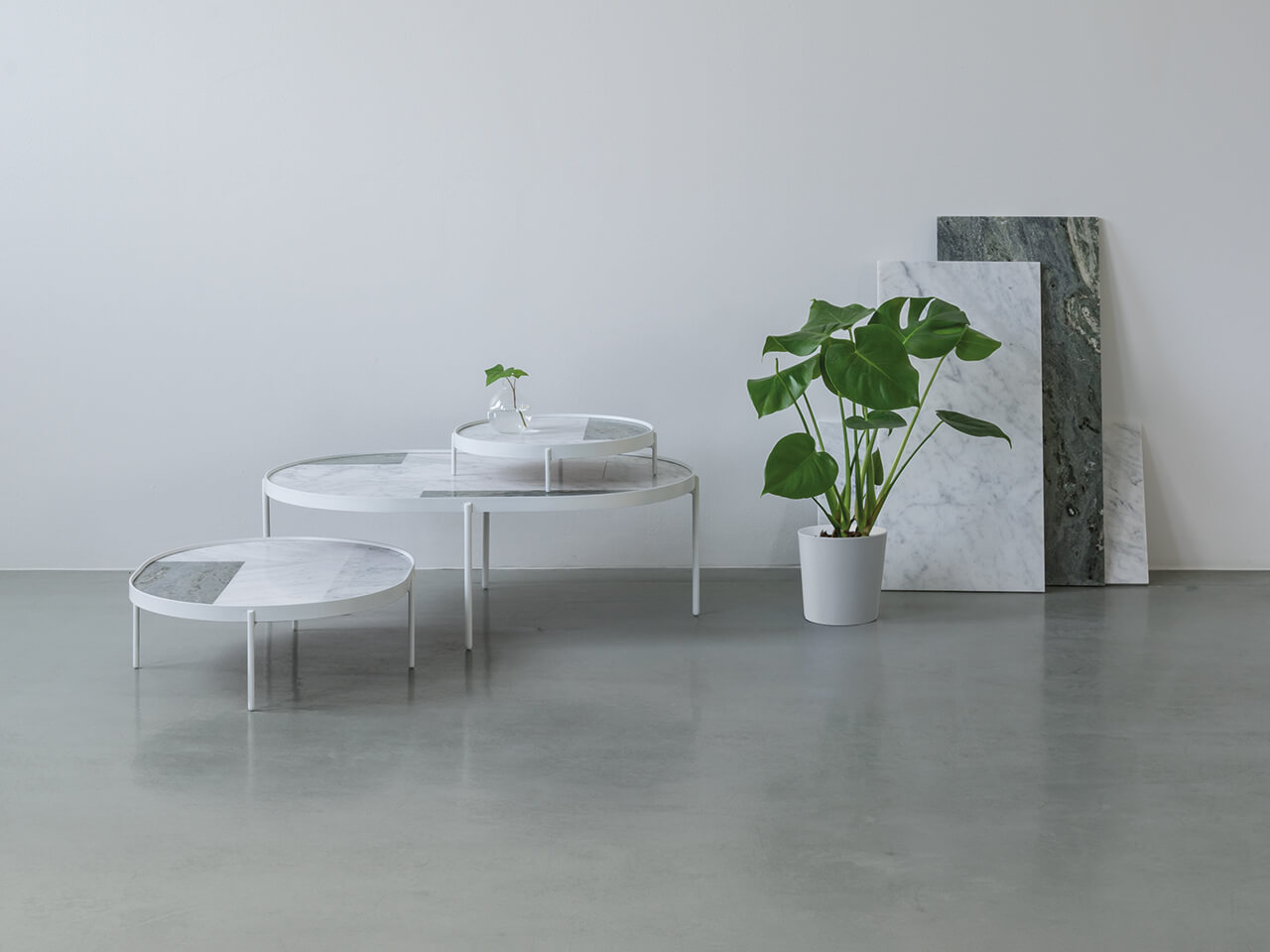 No-No Tables by Note Design Studio & Norm Architects for Menu ...