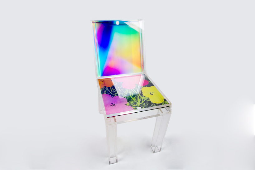 Layer Chair by Sohyun Yun
