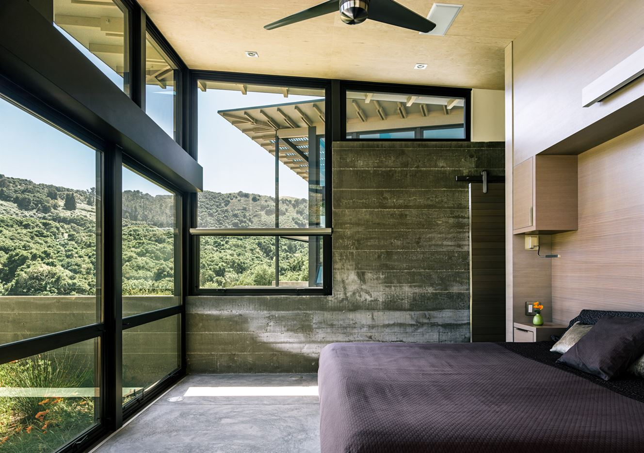 Butterfly House in Carmel, CA by Feldman Architecture