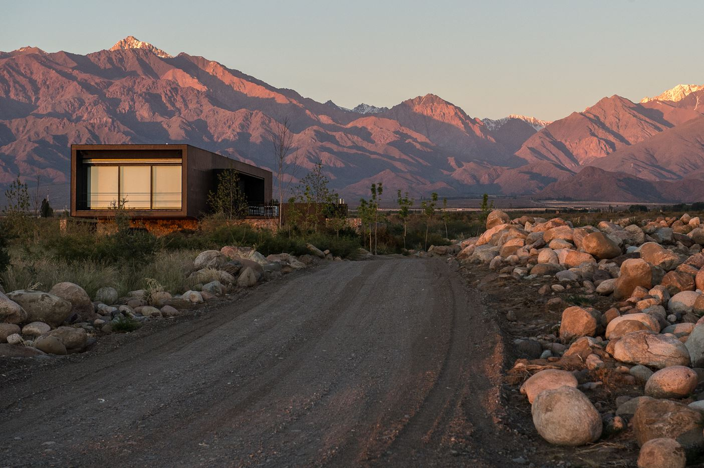 Evans House in Tunuyán, Argentine by A4estudio
