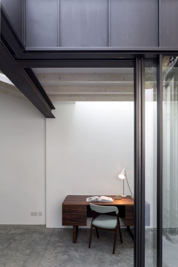 Fitzrovia House in London, UK by West Architecture