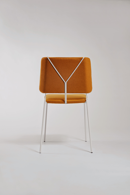 FRANKIE Chair by Färg & Blanche for Johanson Design