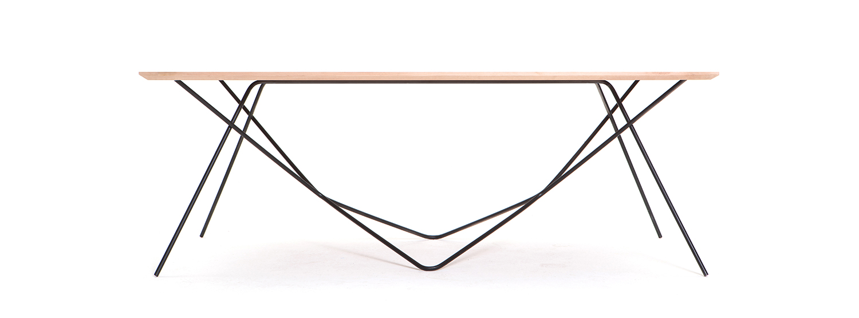 Diam Table by Tanil Coksenim