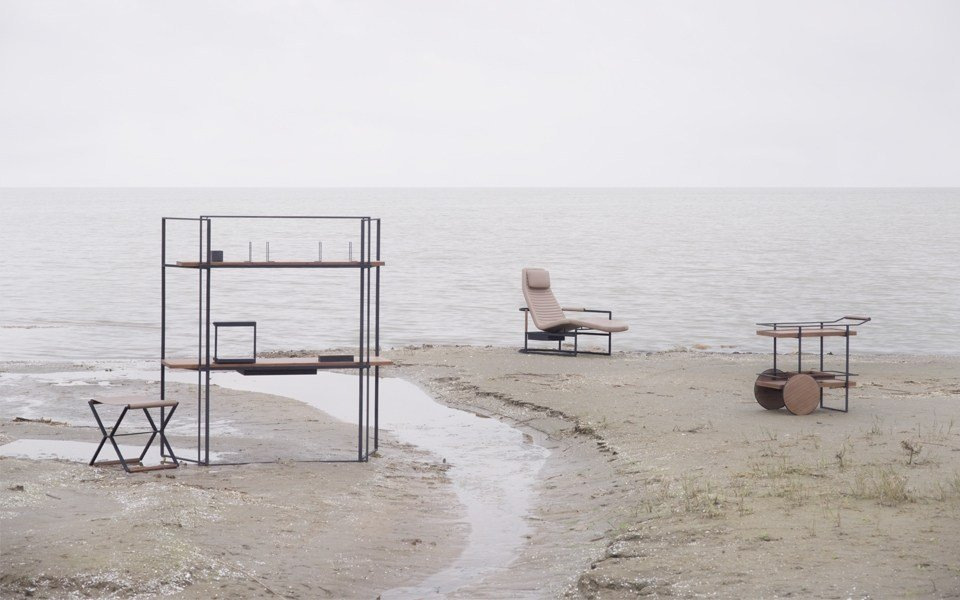 James Collection by Yabu Pushelberg for Stellar Works