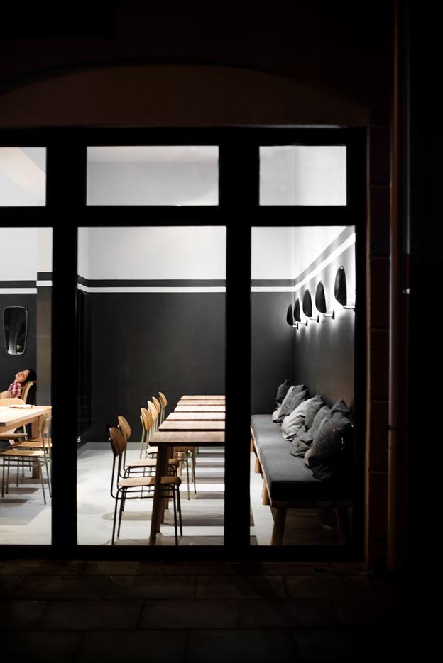 Kontrast Restaurant in Koszalin, Poland by Loft Szczecin